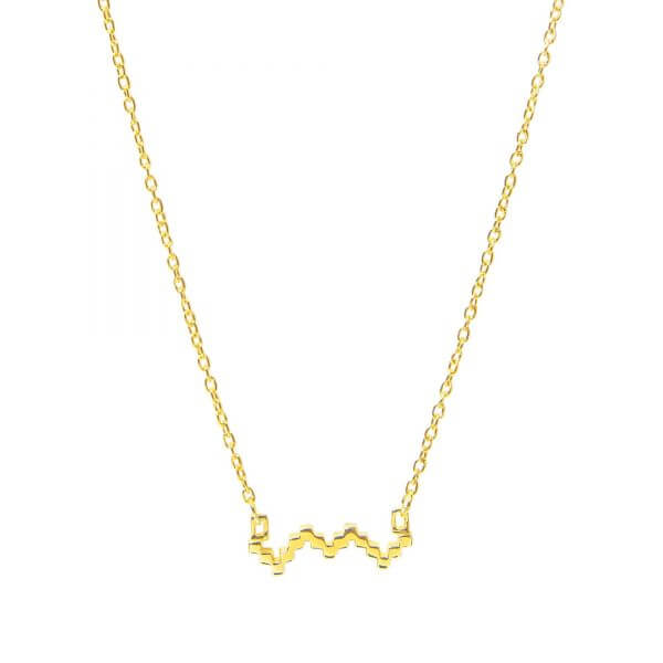 Baori Silhouette Necklace