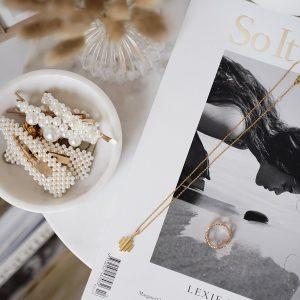 Baori One Pendant Necklace  Jewel Tree London