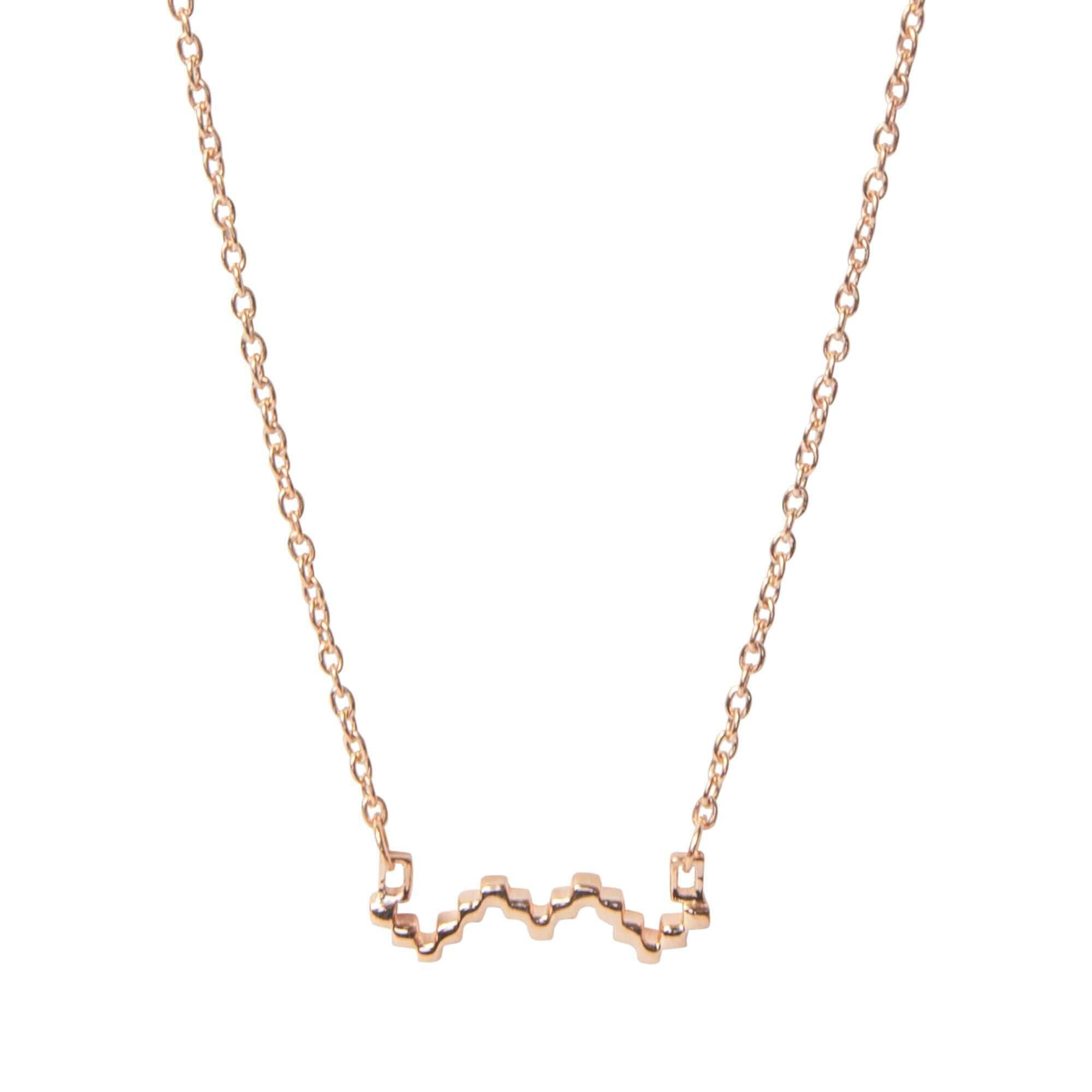 Baori Silhouette Necklace