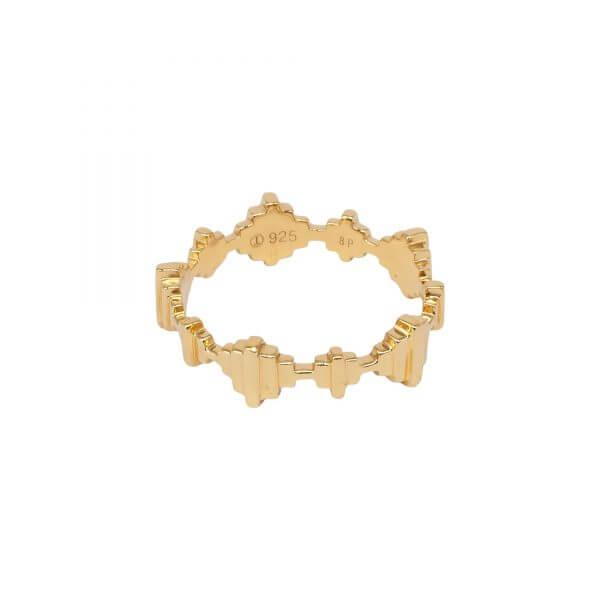 Baori Crown Ring