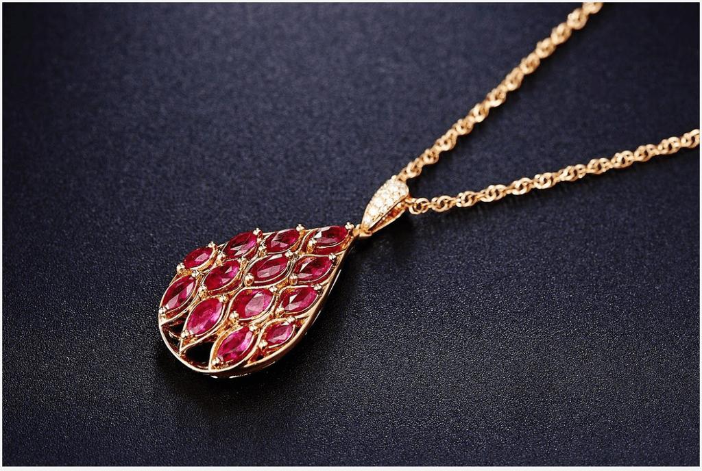 Ruby in Jewellery Design