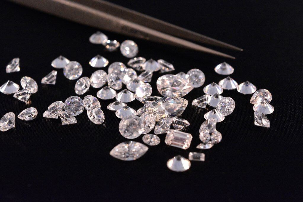 The 4C's of diamond stand for cut, clarity, colour and carat