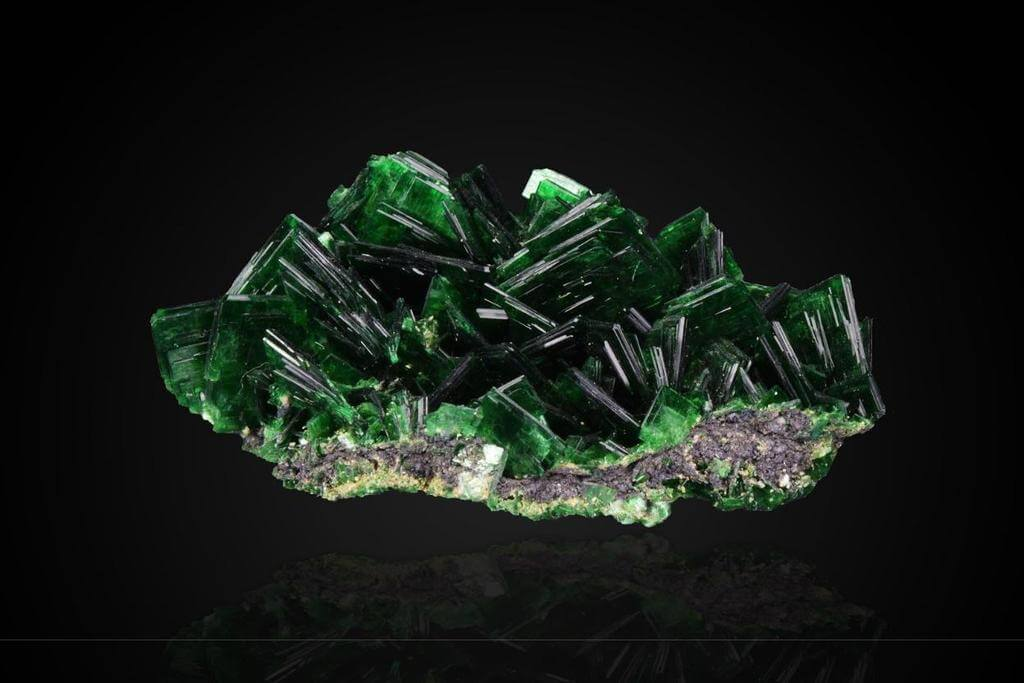 Where do Emeralds come from
