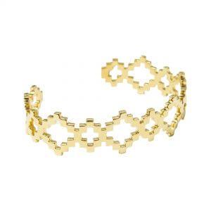 Baori Signature Cuff Bracelet