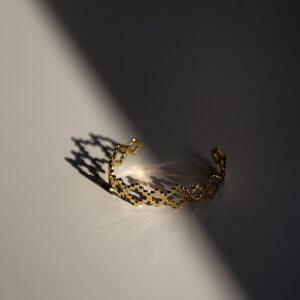 Baori Signature Cuff Bracelet  Jewel Tree London