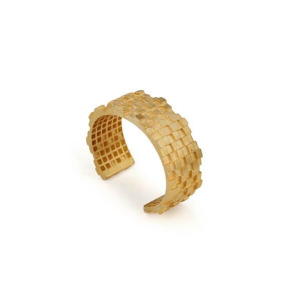 Hive Cuff Bracelet