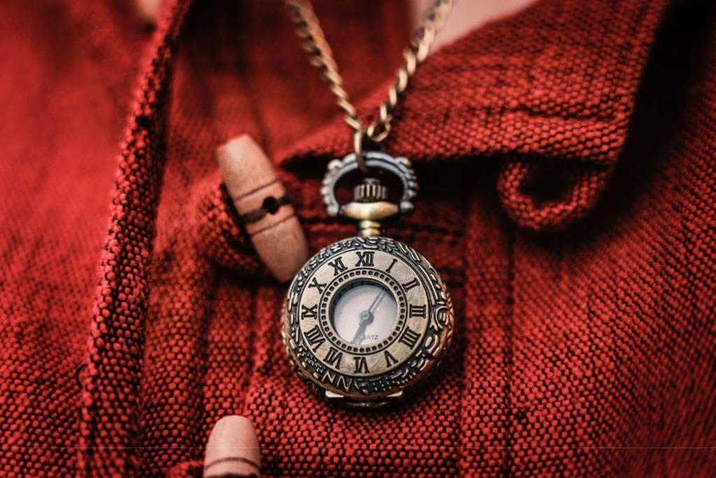 Pendant Necklaces - Pocket Watches