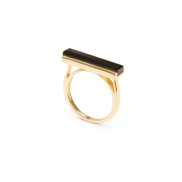 Ring - URBAN RING   Black Onyx